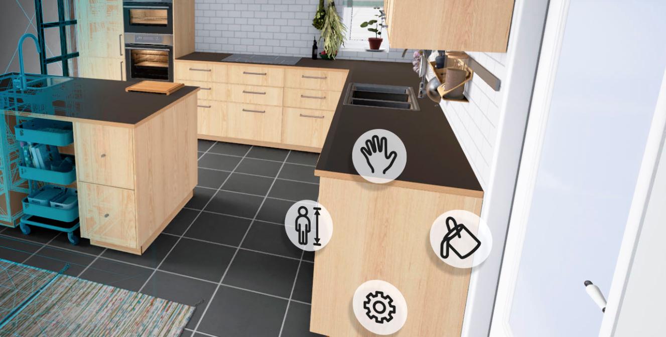 Simulation peinture chambre - Cuisine ikea simulation ...