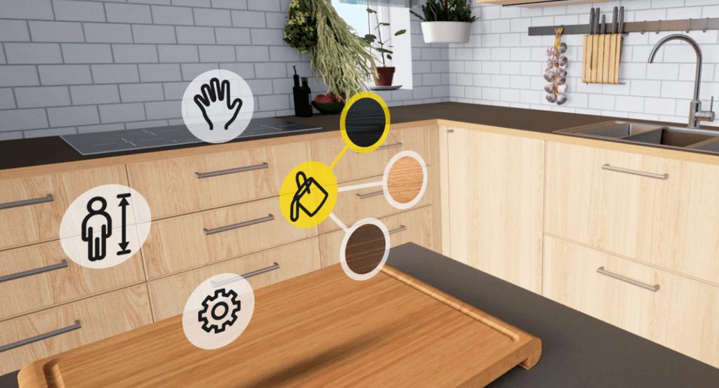 Et sinon ikea vient de sortir sa simulation de cuisine vr yzgeneration - Cuisine ikea simulation ...