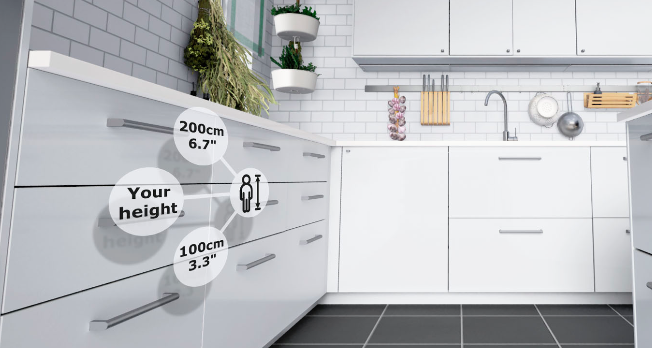 Cuisine ikea simulation avec des id es for Cuisine simulation