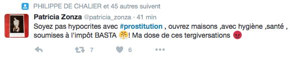 loi client prostituée