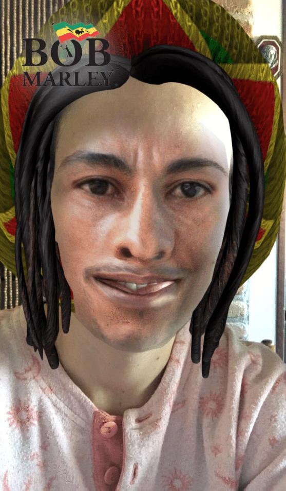 Snapchat-Bob-Marley-3