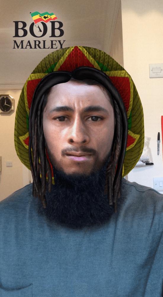 Snapchat-Bob-Marley-5