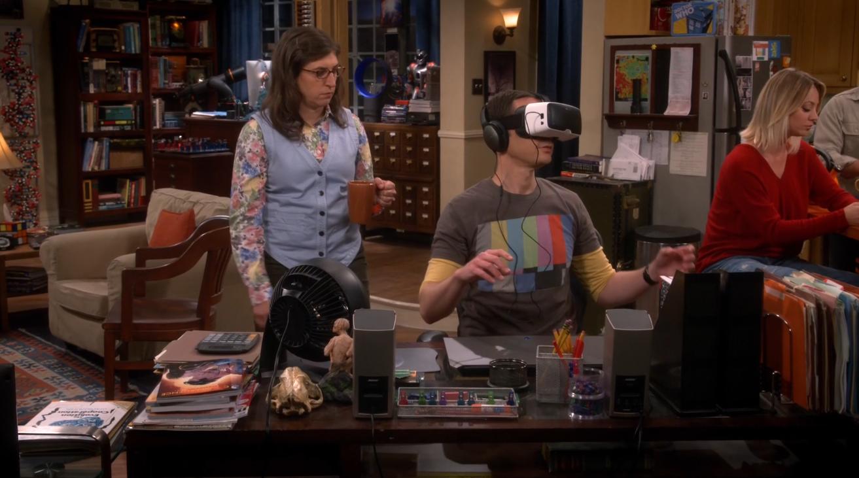The Big Bang Theory Saison 9 Épisode 20-1