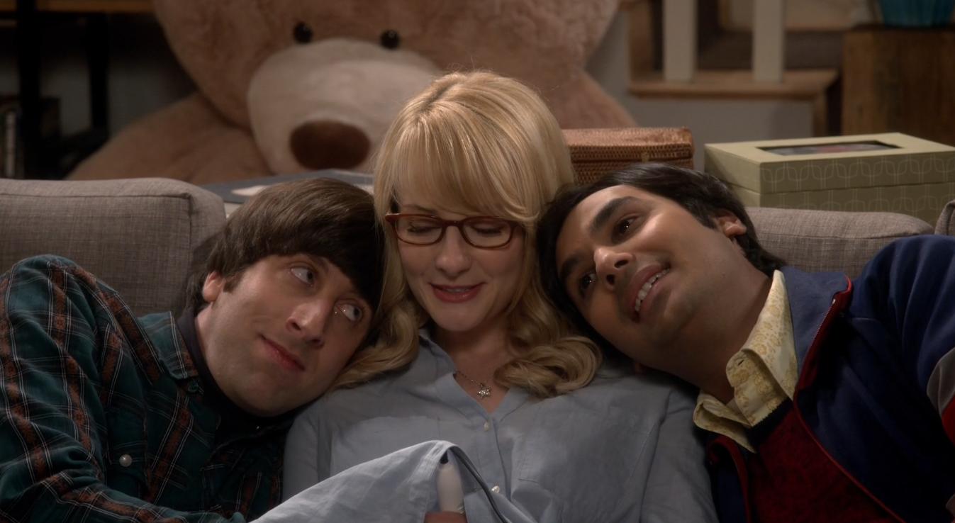 The Big Bang Theory Saison 9 Épisode 20-3
