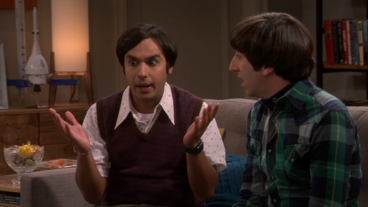 The Big Bang Theory Saison 9 Épisode 21-2