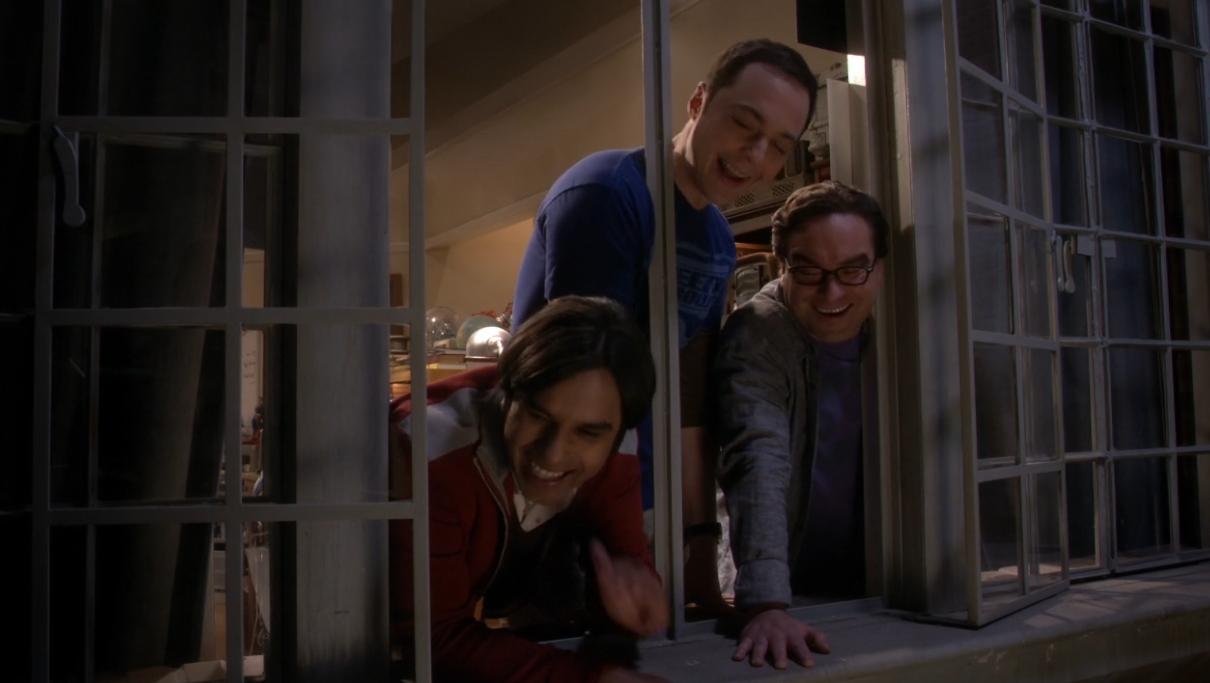 The Big Bang Theory Saison 9 Épisode 21-3