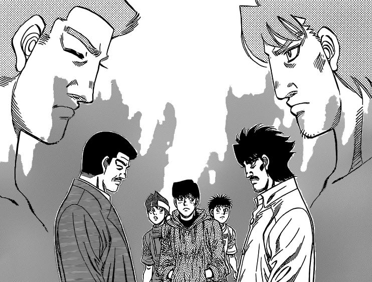Hajime no Ippo 1132-3