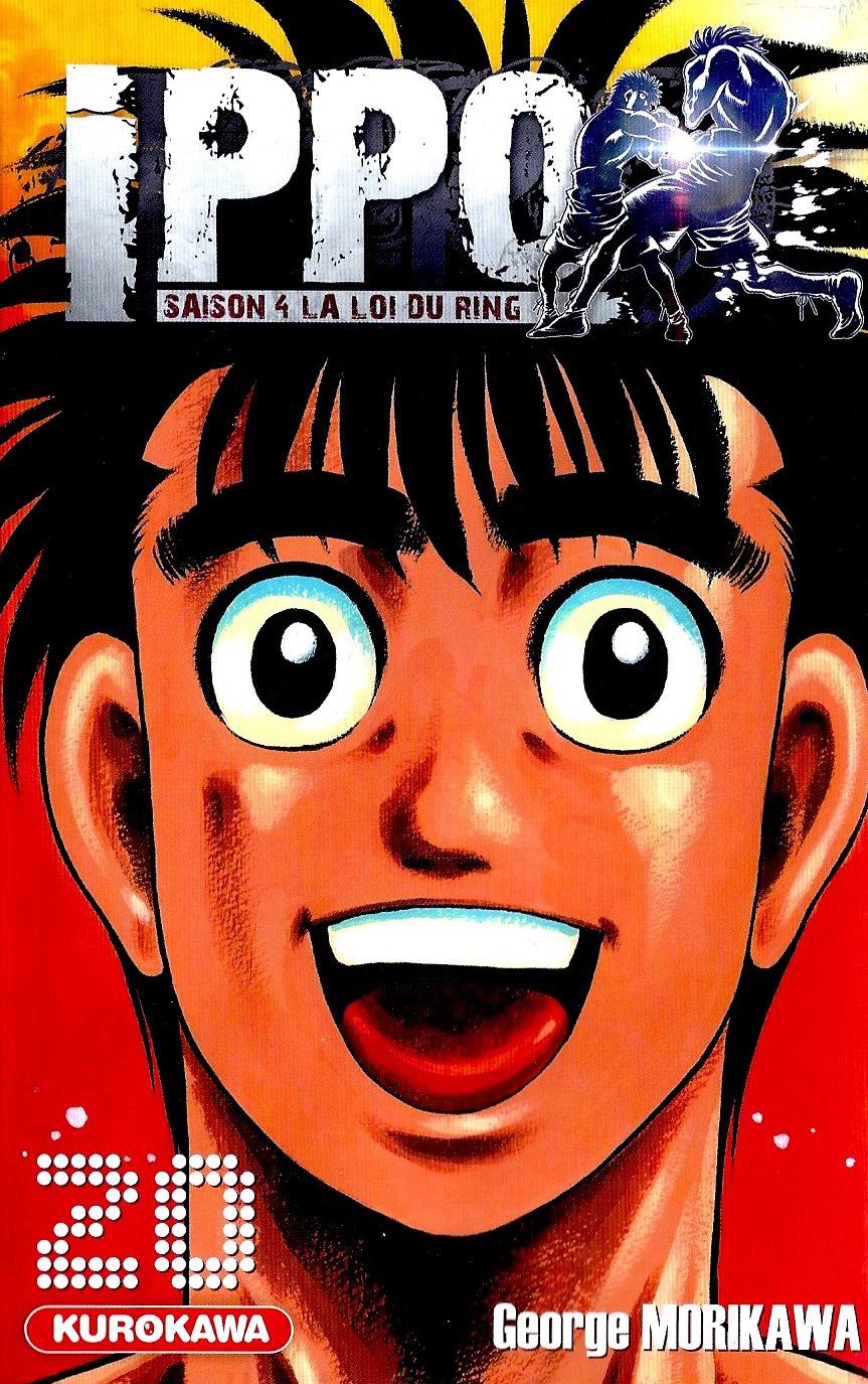 Hajime no Ippo Tome 87