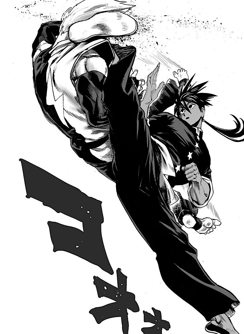 One Punch Man 95-3