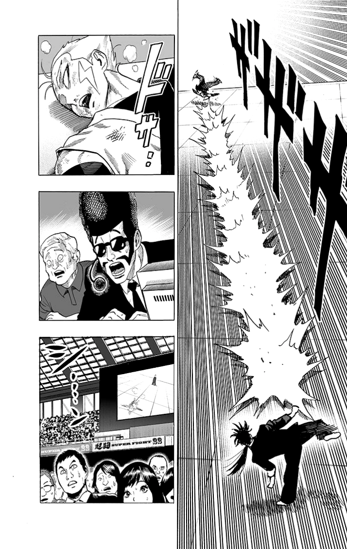 One Punch Man 95-4