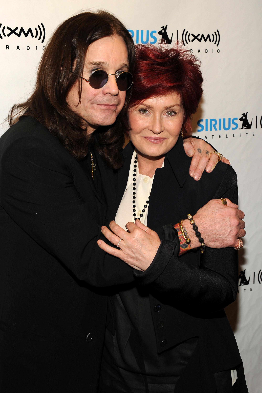 "Ozzy Osbourne Promotes ""Scream"" On SIRIUS XM Radio"