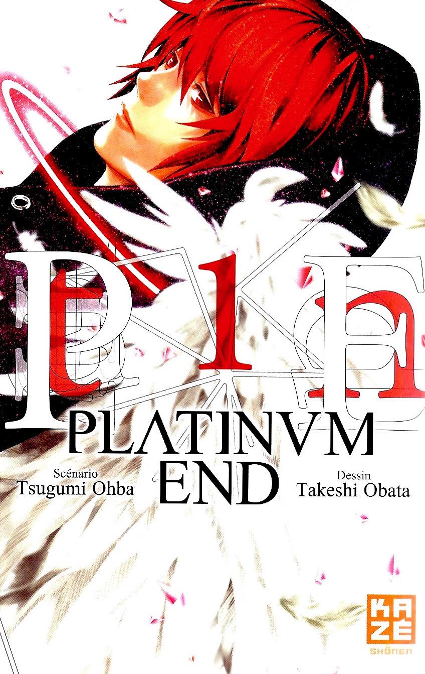 Platinum End Tome 01