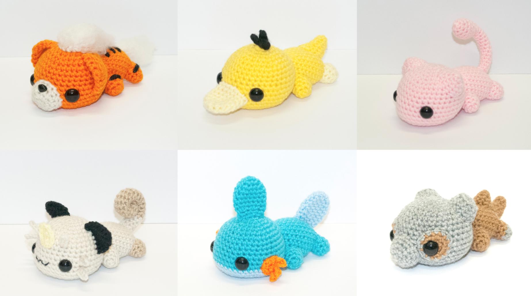 Pokemon-Peluches-Crochet-1