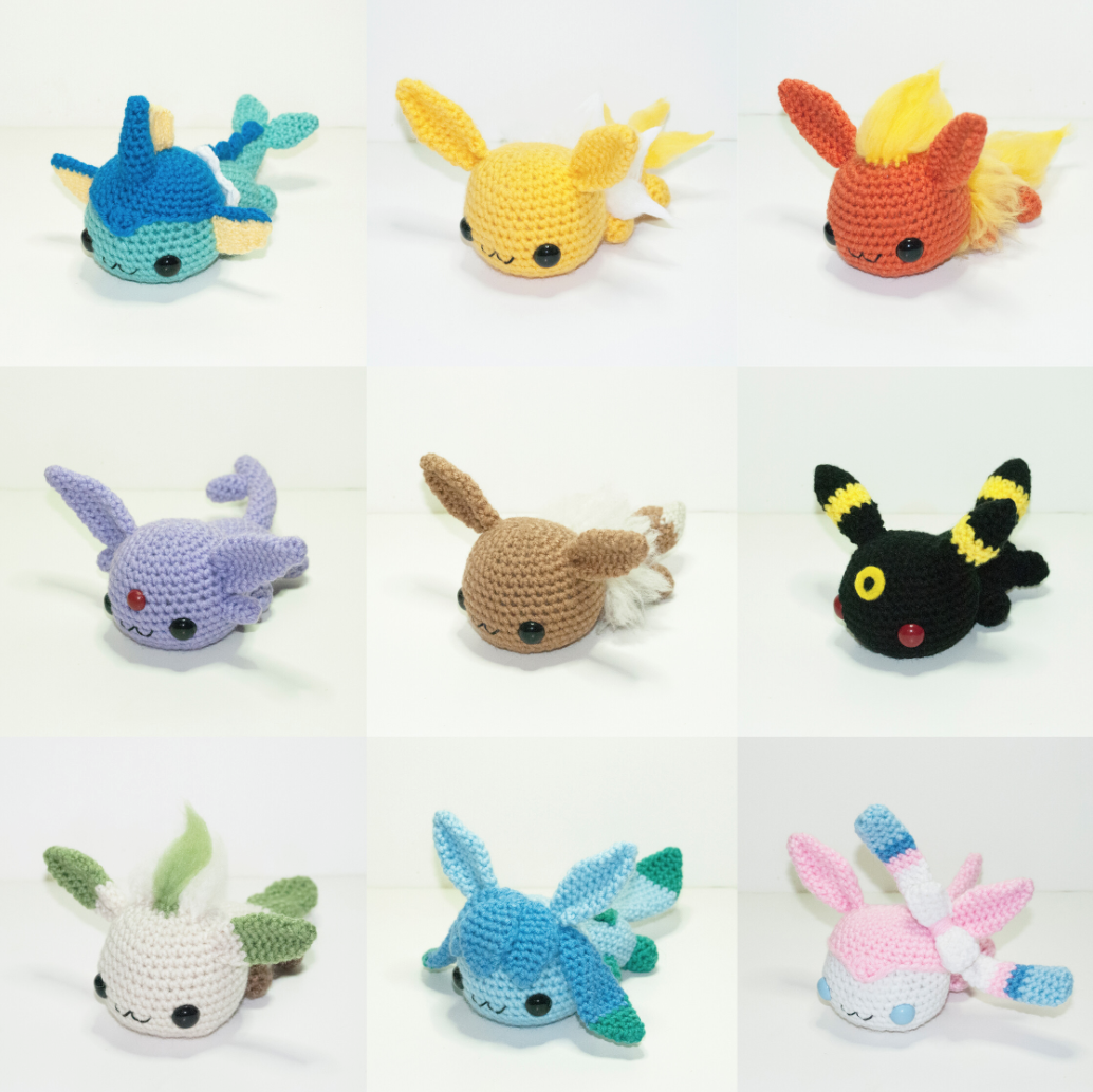 Crochet Patterns Pokemon Characters : Pokemon Pokemon Crochet Beanie Pattern Images Pokemon Images