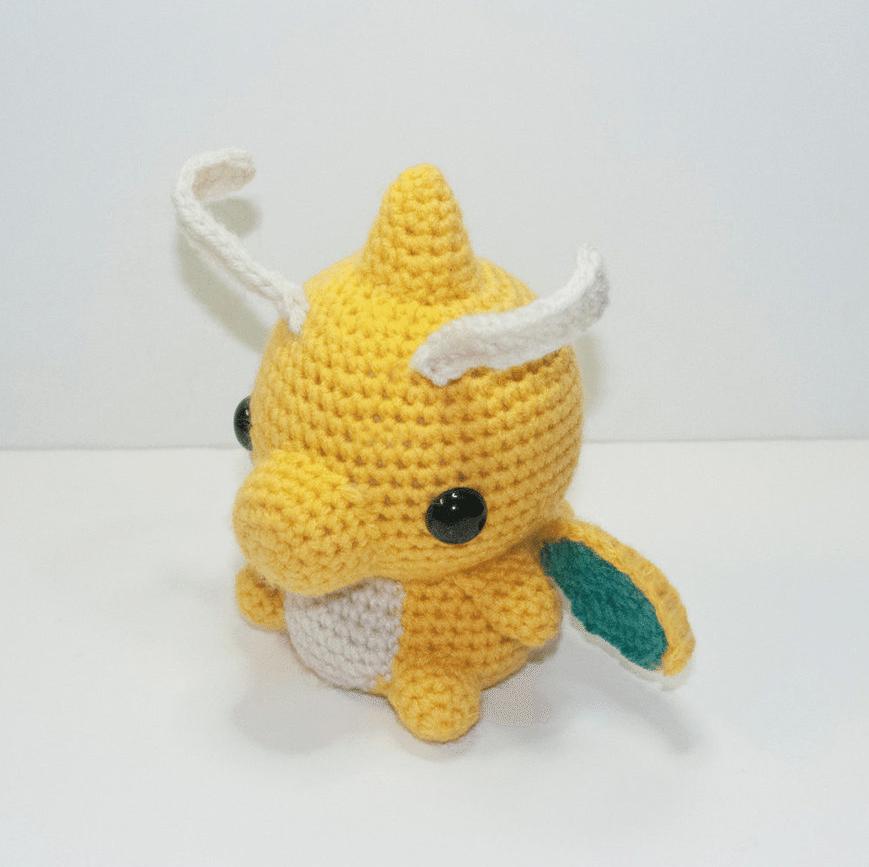 Hacer Amigurumi Pokemon : Juste des Peluches Pokemon en Crochet - YZGeneration