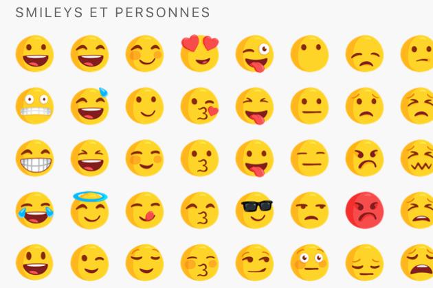 Nouveaux Emoji Facebook Pourquoi On Veut Retrouver Les Anciens Yzgeneration