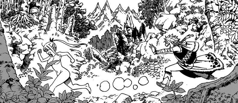 Fairy Tail Omake III-5