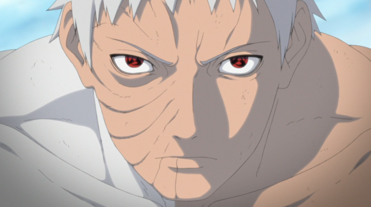 Review naruto shippuden pisode 463 travers le for Le miroir de l ame