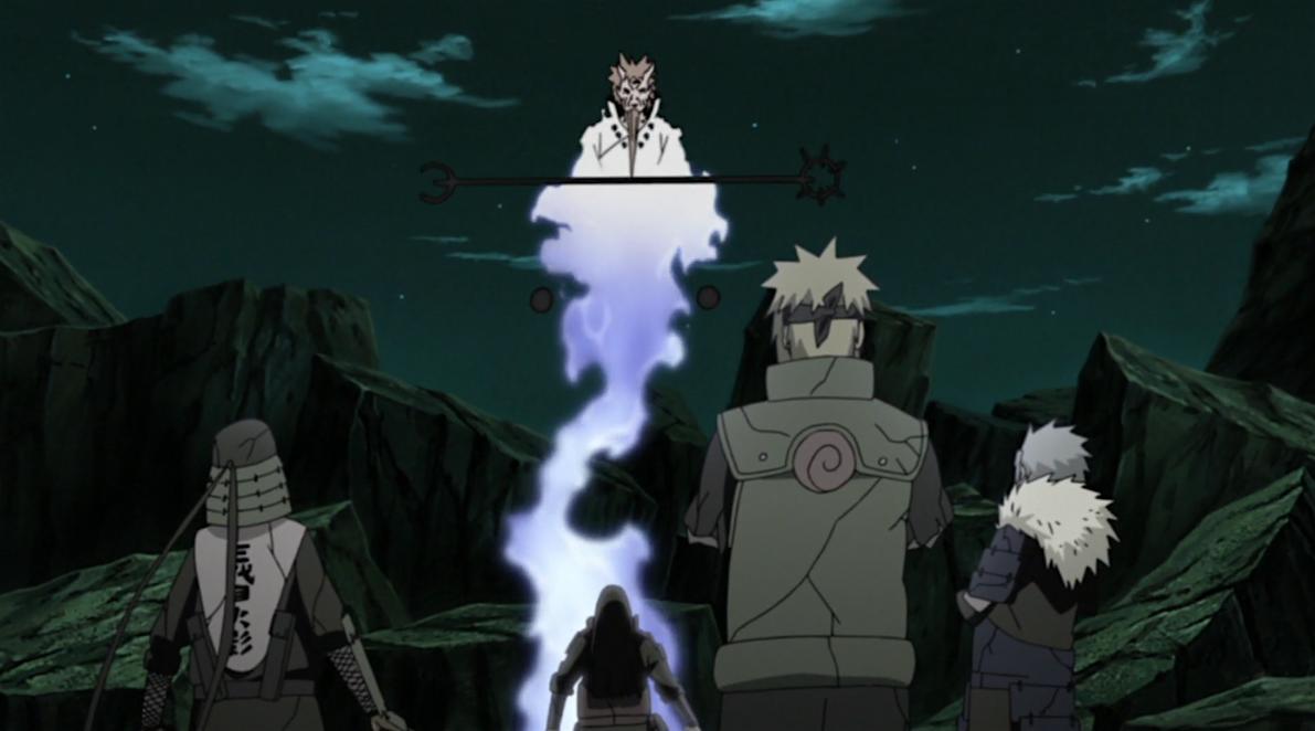 Review : Naruto Shippuden Épisode 464 - « Je crois qu'on a ...