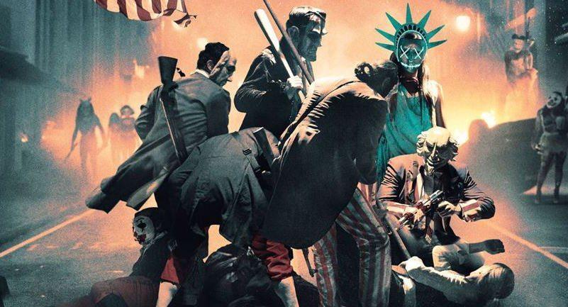 Review american nightmare 3 mettons fin la purge for Bien purger ses radiateurs