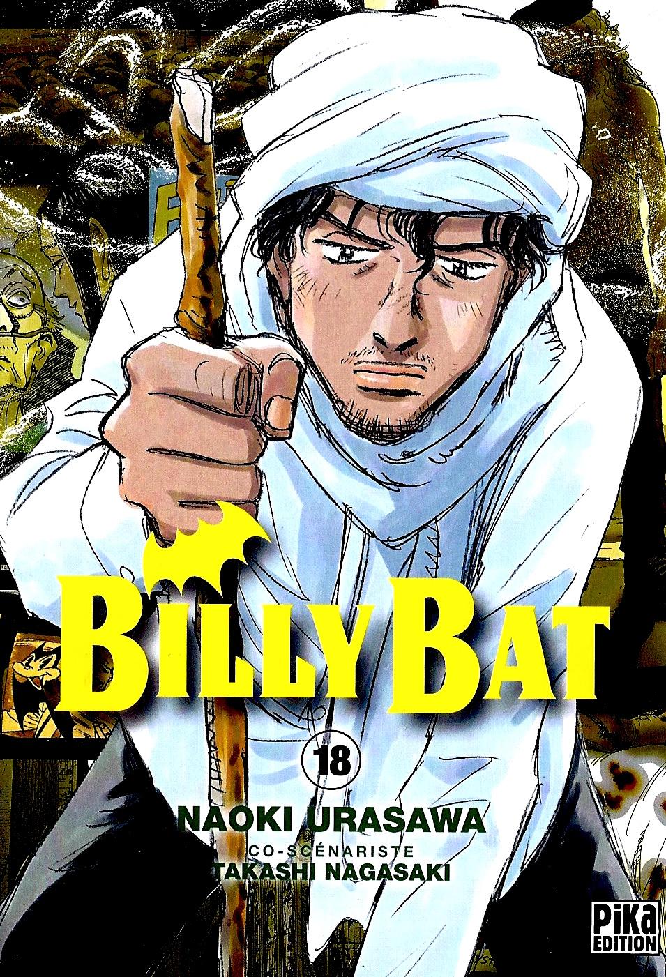 Billy Bat Tome 18