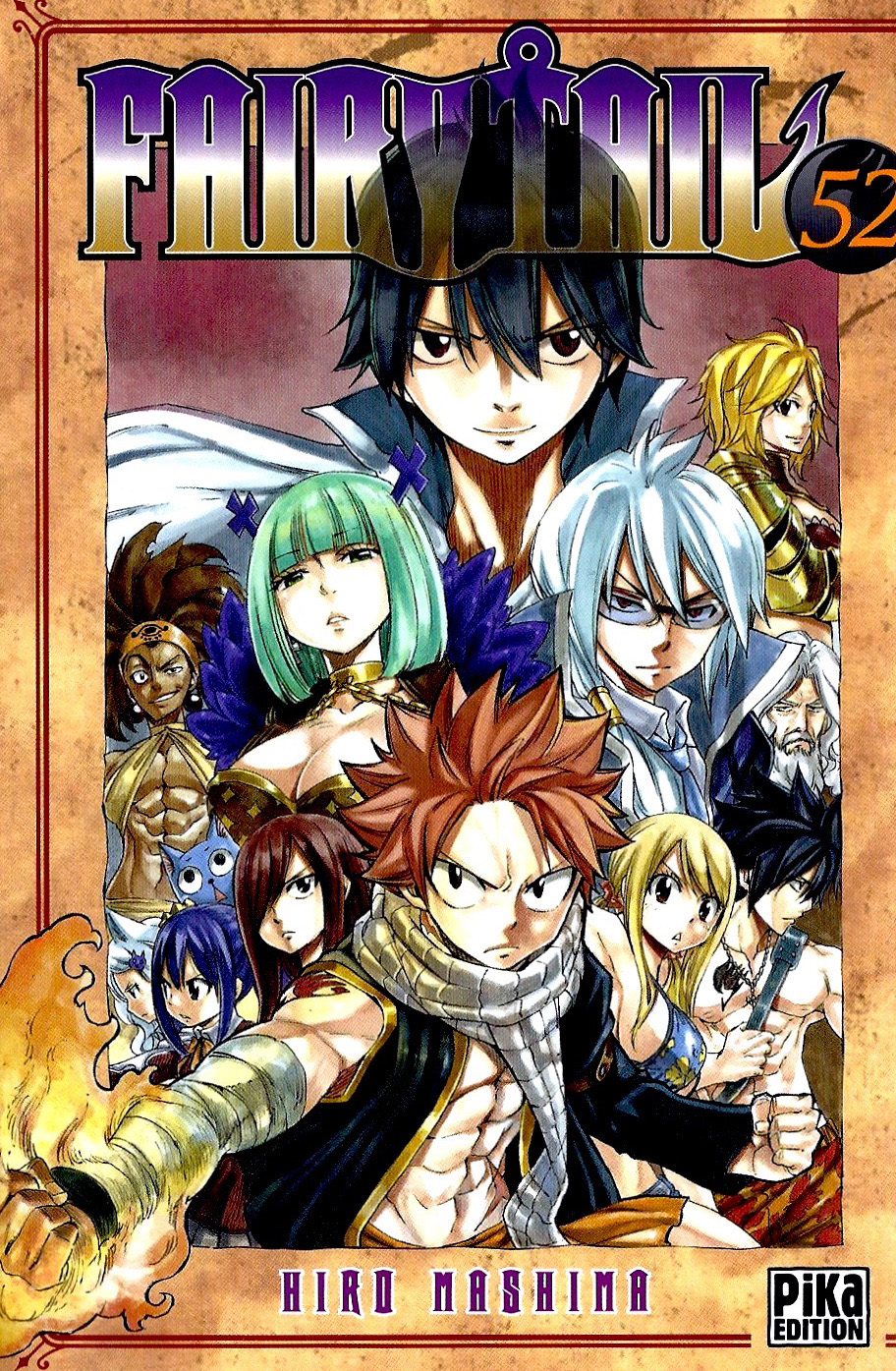 Fairy Tail Tome 52