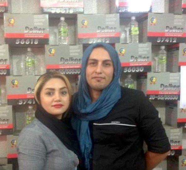 Femmes-Maris-Voile-Iran-2