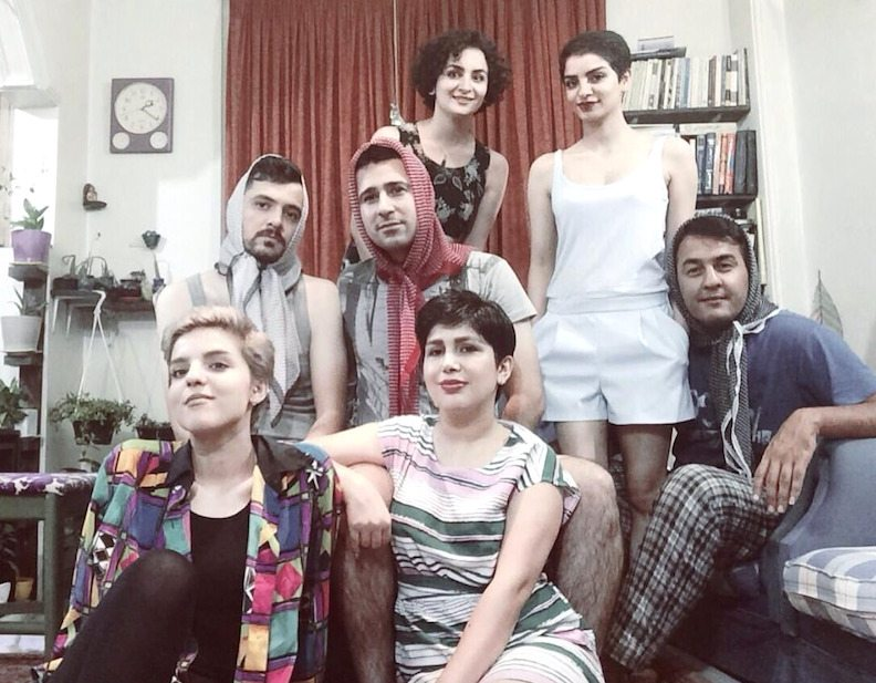 Femmes-Maris-Voile-Iran-5
