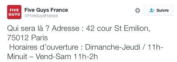 Five-Guys-Ouverture-Bercy-Village-7