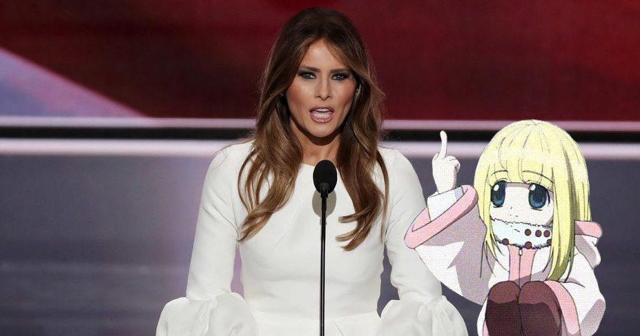 Melania-Trump-Plagiat-Michelle-Obama