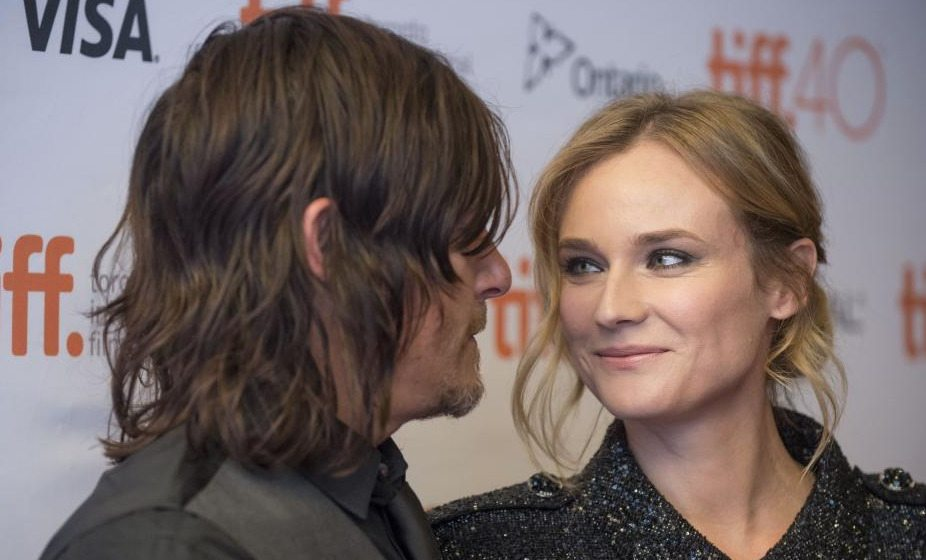 diane kruger and norman reedus - 926×560