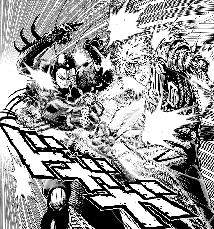 One Punch Man 98-7