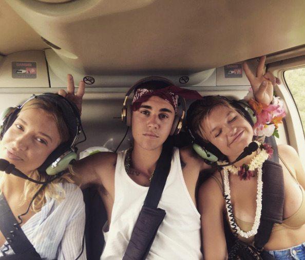 Justin Bieber en couple avec Sofia Richie ? Les photos qui