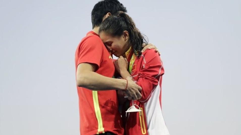 Rio-2016-Demande-Mariage-He-Zi-Qin-Kai-Plongeon-4