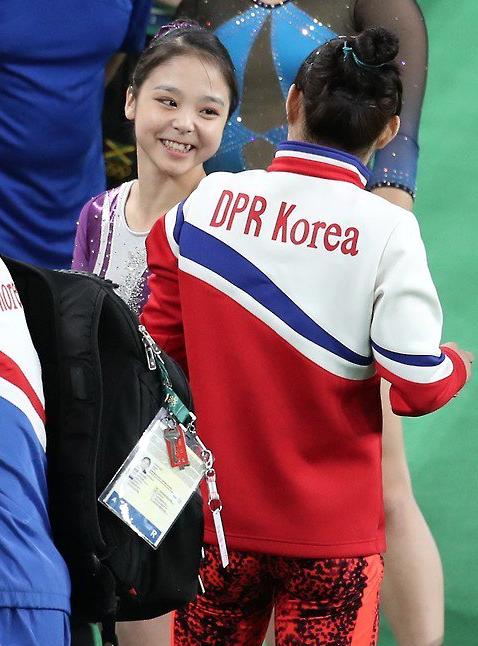 Selfie-Rio-2016-Coree-Nord-Sud-2