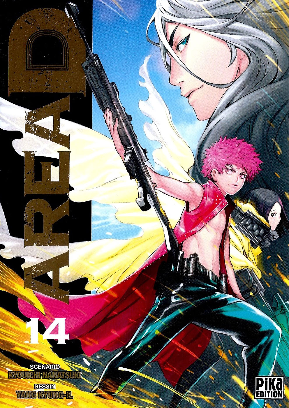Area D Tome 14