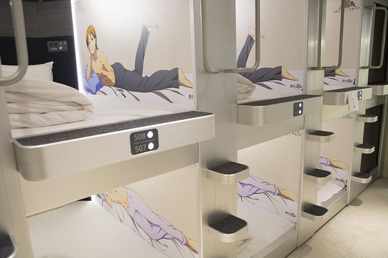 capsule-hotel-moe-akihabara-4
