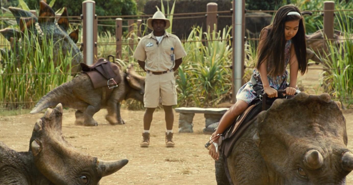 Jurassic world 2 vers un film engag pour la cause dinosaure - Dinosaure jurassic world ...