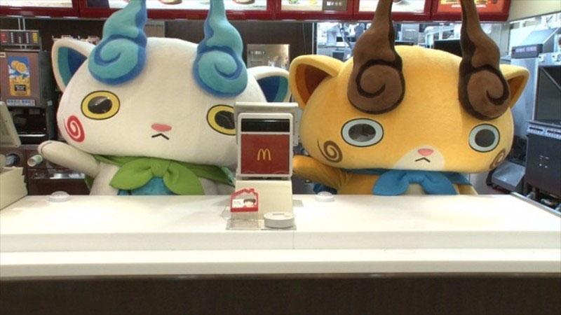 mcdonalds-japon-chats-yokai-watch-1