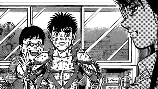 Hajime No Ippo 1157 Makunouchi 20 Yzgeneration