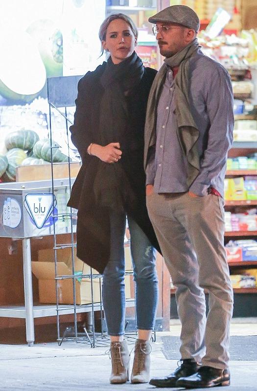 Et Sinon Jennifer Lawrence Sort Avec Darren Aronofsky