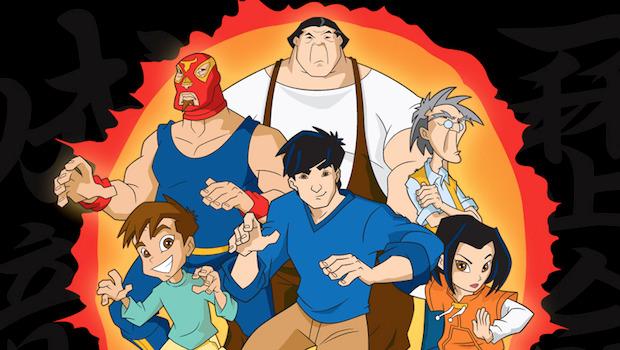Et sinon le dessin anim jackie chan va reprendre en 3d pour fin 2017 - Image de dessin anime ...