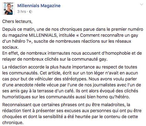 Comment reconnaitre un gay? Page 2 - bladiinfo