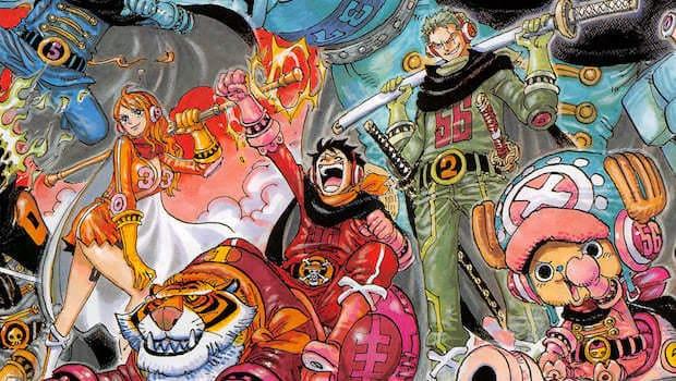 Les Teams Luffy et Bege
