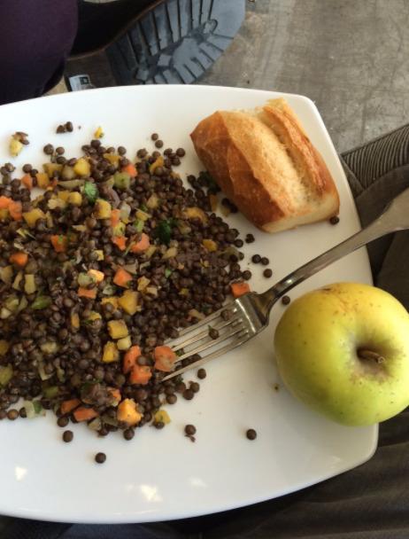 Repas Végétariens