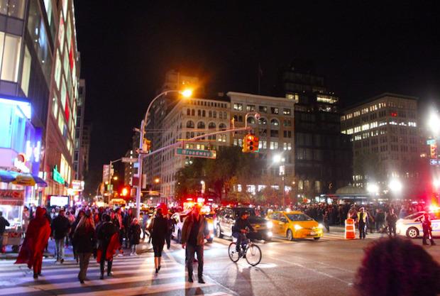 Autorités de NYC