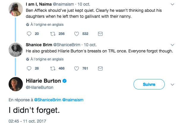 Hilarie Burton