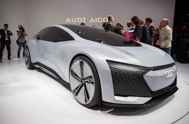 californie arriv e des voitures 100 autonomes d ici 2018. Black Bedroom Furniture Sets. Home Design Ideas