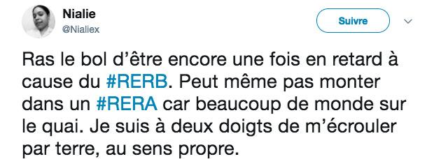 Le RER B