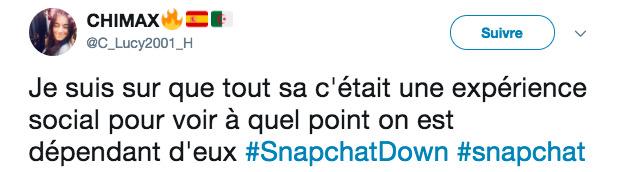 Snapchat Down